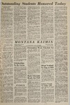 Montana Kaimin, June 4, 1965