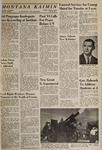 Montana Kaimin, October 5, 1965