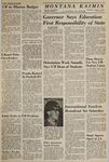 Montana Kaimin, October 6, 1965