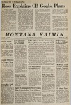 Montana Kaimin, October 7, 1965
