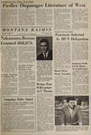 Montana Kaimin, October 15, 1965