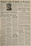 Montana Kaimin, October 19, 1965