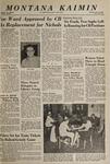 Montana Kaimin, October 21, 1965