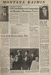 Montana Kaimin, October 22, 1965