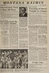 Montana Kaimin, October 29, 1965