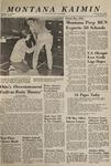 Montana Kaimin, November 5, 1965