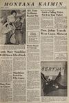 Montana Kaimin, November 10, 1965