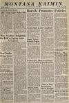 Montana Kaimin, November 16, 1965