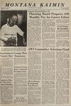 Montana Kaimin, November 17, 1965