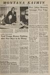 Montana Kaimin, November 19, 1965