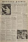 Montana Kaimin, November 30, 1965