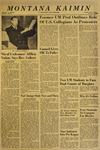 Montana Kaimin, December 7, 1965