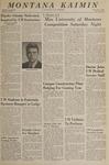Montana Kaimin, January 7, 1966