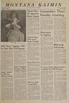 Montana Kaimin, January 11, 1966
