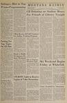 Montana Kaimin, January 12, 1966