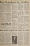 Montana Kaimin, January 20, 1966