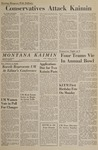 Montana Kaimin, January 28, 1966