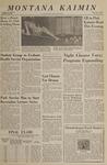 Montana Kaimin, February 2, 1966