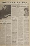 Montana Kaimin, February 3, 1966