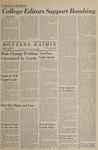 Montana Kaimin, February 8, 1966