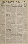 Montana Kaimin, February 23, 1966