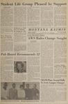 Montana Kaimin, February 24, 1966