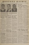 Montana Kaimin, February 25, 1966