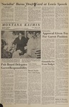 Montana Kaimin, March 3, 1966