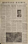 Montana Kaimin, April 1, 1966