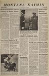 Montana Kaimin, April 8, 1966