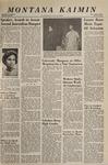 Montana Kaimin, April 12, 1966