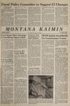 Montana Kaimin, April 13, 1966