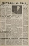 Montana Kaimin, April 14, 1966