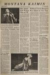 Montana Kaimin, April 15, 1966