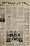 Montana Kaimin, April 22, 1966