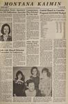 Montana Kaimin, April 27, 1966