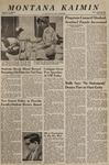Montana Kaimin, April 28, 1966