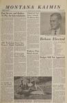 Montana Kaimin, May 4, 1966