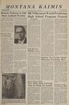 Montana Kaimin, May 5, 1966