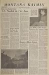 Montana Kaimin, May 10, 1966