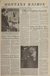Montana Kaimin, May 17, 1966