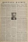 Montana Kaimin, May 19, 1966