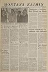 Montana Kaimin, May 25, 1966