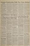 Montana Kaimin, May 27, 1966
