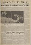 Montana Kaimin, September 30, 1966