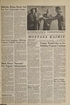 Montana Kaimin, October 4, 1966