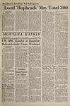 Montana Kaimin, October 20, 1966