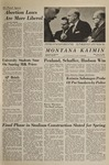 Montana Kaimin, October 26, 1966