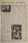 Montana Kaimin, October 27, 1966