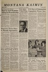 Montana Kaimin, November 15, 1966